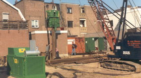 Hydraulic Powerpack for Piling Equipment
